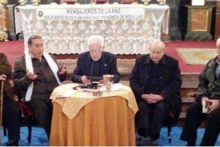 """Padre Ángel: """"Esta iglesia estará siempre abierta. El centro es Cristo, pero lo fundamental es acoger"""""""