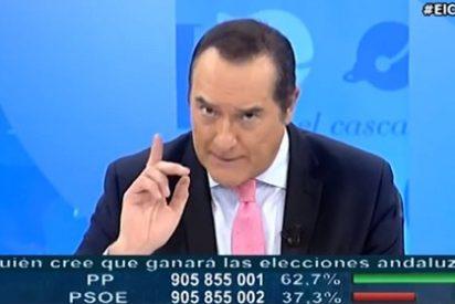 """Antonio Jiménez pone el grito en el cielo con el plan económico de Podemos: """"¡Estos tíos se cargan el IBEX 35 entero!"""""""