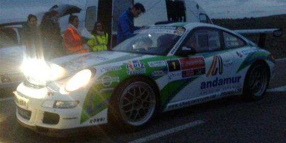 José Antonio Aznar y Crisanto Galán ganadores del IV Rallye de Campanario Interprovincial