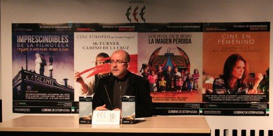 Programación de marzo de la Filmoteca de Extremadura