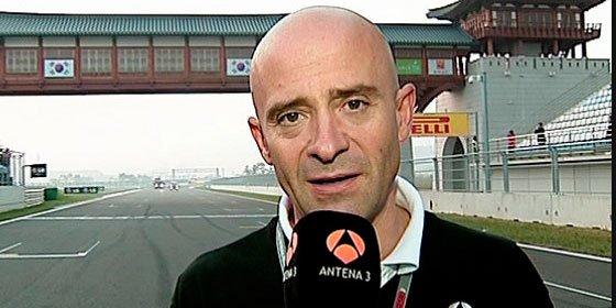 Antena 3 se vuelca por último año en la Fórmula 1