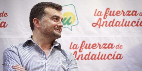 """Antonio Maíllo: """"Ahora no veo a la militancia de IU muy por la labor de pactar con Susana Díaz"""""""