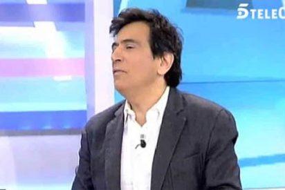 """Arcadi se chotea de la actividad de Tania Sánchez: """"Podía trabajar algún día, que es algo que no se le conoce"""""""