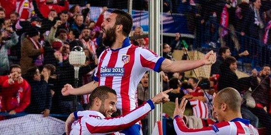 Sangre, sudor y mucho sufrimiento: el Atlético se clasifica para cuartos tras superar al Bayer en los penaltis