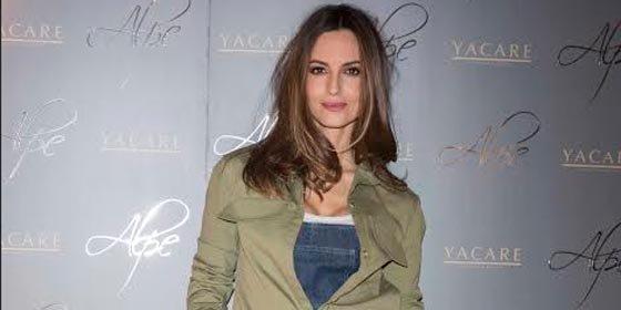 Ariadne Artiles, nueva imagen de la firma de zapatos 'Alpe'