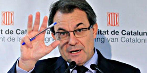 """Artur Mas reconoce que hay """"interrogantes"""" sobre si saldrá adelante el proceso soberanista"""