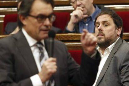 Oriol Junqueras (ERC) duda de que Artur Mas (CiU) convoque las elecciones del 27S