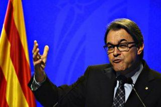 Artur Mas pide a Europa que presione a Rajoy para hacer un referéndum independentista en Cataluña
