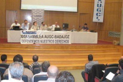 Asociación Unificada de Guardias Civiles de Badajoz celebra su XVII Asamblea Provincial