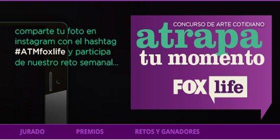 'Atrapa tu momento', el divertido concurso de FOX Life