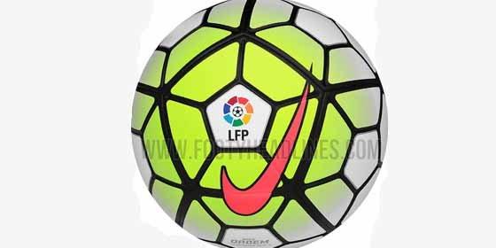 Filtran el diseño del balón de la Liga para la próxima temporada
