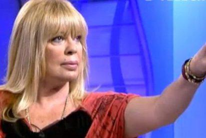 Bárbara Rey llama muy nerviosa a '¡QTTF!' para 'advertir' a Mª Teresa Campos sobre Jesús Mariñas