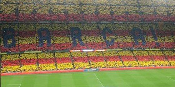 """Busquets sobre el escenario de la final de Copa del Rey: """"Jugar en el Camp Nou para mí es la mejor opción"""""""