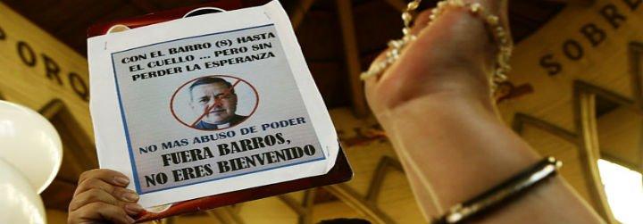 Juan Barros ya es obispo de Osorno, pero no podrá ser su pastor