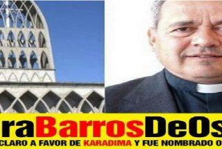 Ningún obispo impuesto