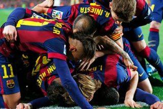 El Barça se corrige y gana (2-1) a un buen Madrid que perdonó