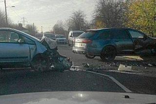 Tres internacionales griegos involucrados en accidente mortal