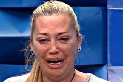 Mientras que Belén Esteban planea dejar la TV para siempre, su 'amiga' Raquel Bollo la machaca