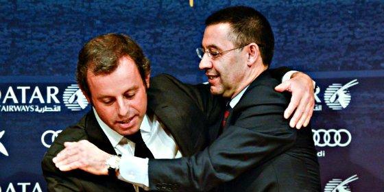 El juez Ruz propone juzgar a Bartomeu, Rosell y el Barça por fraude fiscal