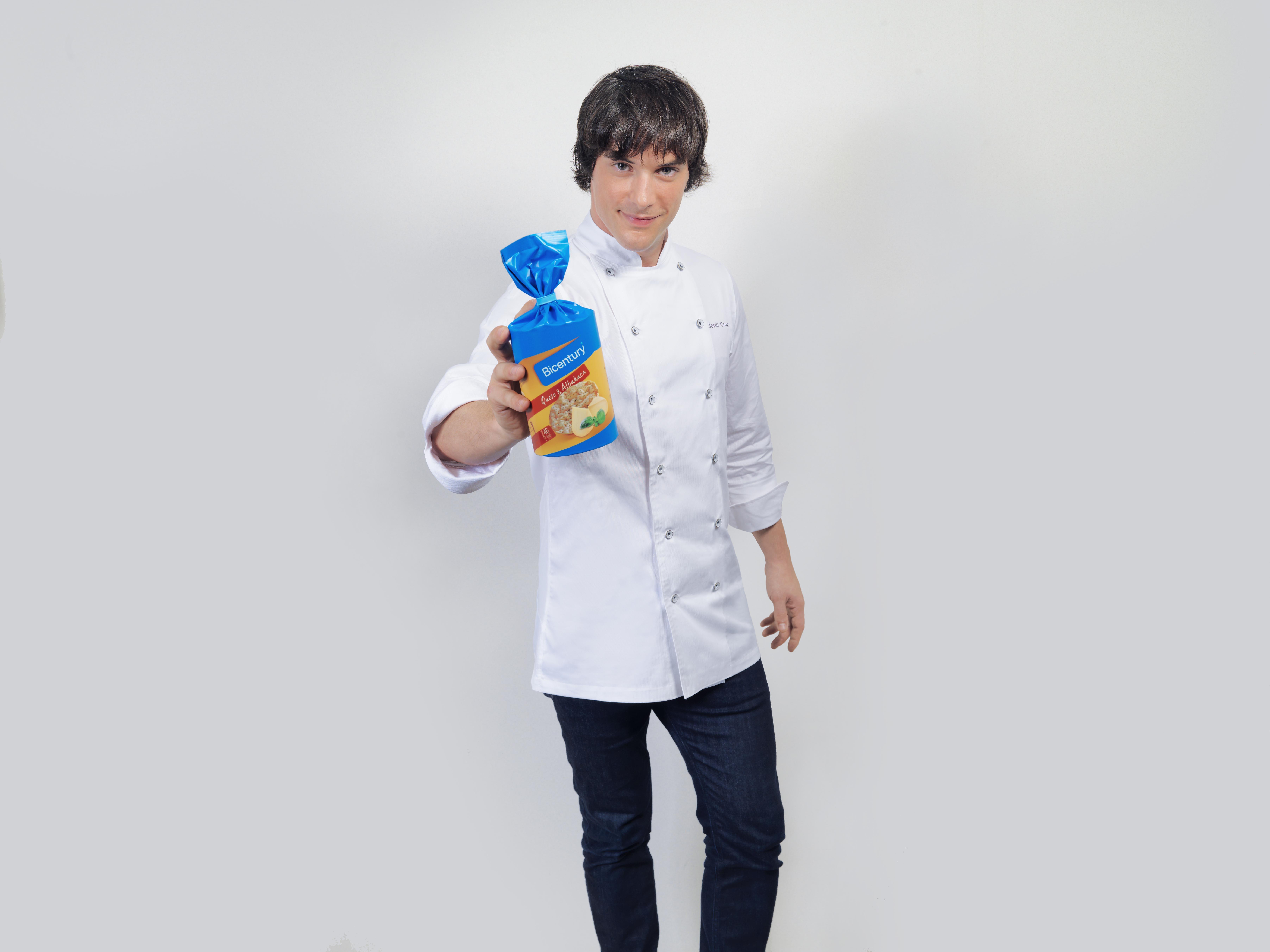 Bicentury y Jordi Cruz se unen para seguir desarrollando el sabor en las tortitas