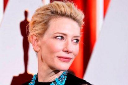 Cate Blanchett adopta a una niña, Edith Vivian
