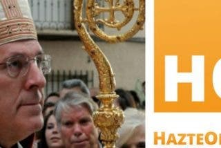 El Arzobispado de Toledo también prohíbe a HazteOir promover sus actividades en la diócesis