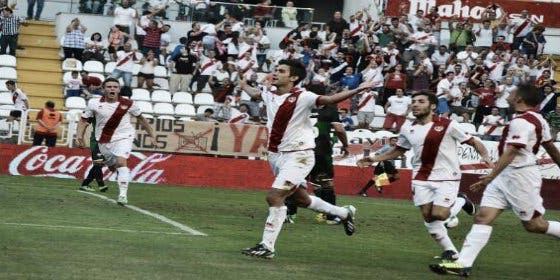 Paco Jémez le ve triunfando... ¡pero fuera del Rayo Vallecano!