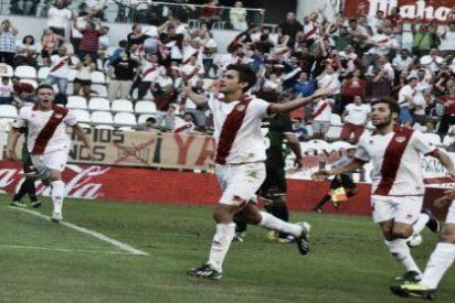 Mete 4 goles con el Rayo, oferta desde la Premier
