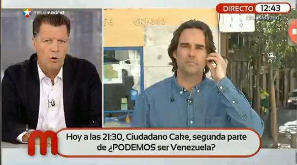 """Cake Minuesa: """"En la Venezuela chavista llenas el depósito con 20 céntimos, pero no hay para pañales"""""""