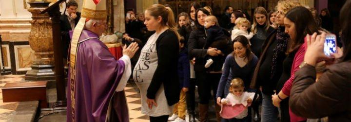 """Cardenal Cañizares: """"El aborto va en contra del hombre y del bien común"""""""