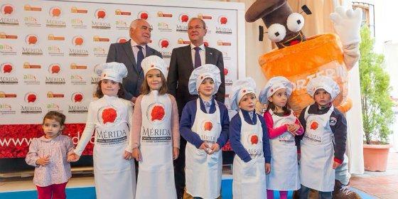 La Capitalidad Iberoamericana de la Gastronomía reforzará a Mérida como destino turístico