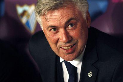 """Carlo Ancelotti: """"La Liga no está acabada"""""""