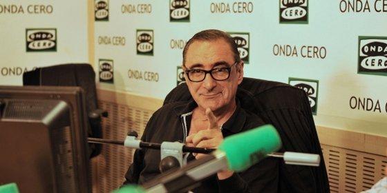 """Carlos Herrera arrastra por el fango a Susana Díaz por su actuación en el debate: """"Nerviosa, sobreactuada, maleducada"""""""