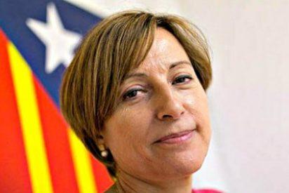 """Carme Forcadell propone """"facilitar"""" la victoria de Podemos en las elecciones generales"""