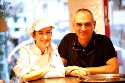 Carmen Carro: del paro a cocinera reconocida