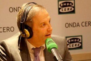 """Antonio Miguel Carmona: """"Podemos defiende la autodeterminación en Cataluña y la indeterminación en Madrid"""""""