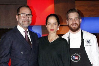 Carolina Herrera, una tienda convertida en cocina para luchar contra el hambre