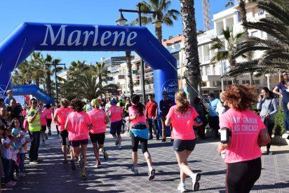 Comienza la Carrera de la Mujer 2015 con el patrocinio de las Manzanas Marlène