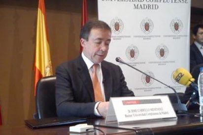 Carrillo convoca para mayo las elecciones al Rectorado de la UCM