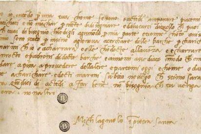 Piden a Roma un rescate por la devolución de unas cartas de Miguel Ángel sobre la Capilla Sixtina