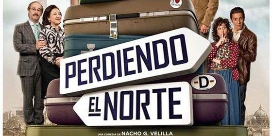Todo un éxito: 'Perdiendo el Norte' suma y sigue en la taquilla española
