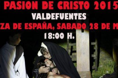 """La localidad cacereña de Valdefuentes celebra """"La Pasión de Cristo"""""""