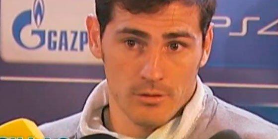 """Casillas responde a las críticas: """"A los porteros no se nos juzga igual"""""""