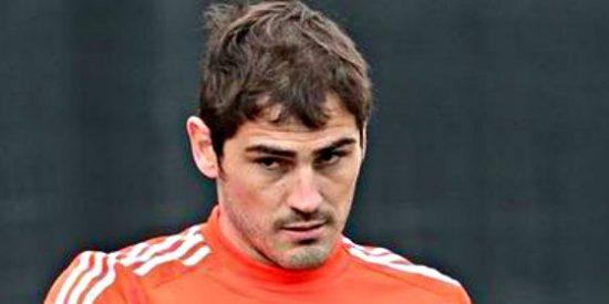 """Iker Casillas: """"El Bernabéu tiene que ser nuestra fortaleza para llegar lejos en la 'Champions'"""""""