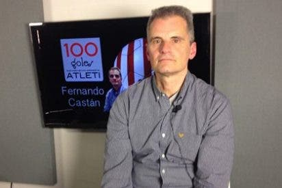 """Fernando Castán: """"Fernando Torres ha sido muy rentable para el Atlético en estos dos meses"""""""