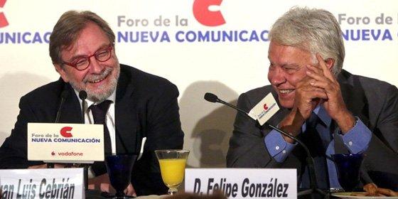 """Ketty Garat: """"Algunas empresas del Ibex con amigos de Felipe González y Cebrián apoyan 'la gran coalición'"""""""
