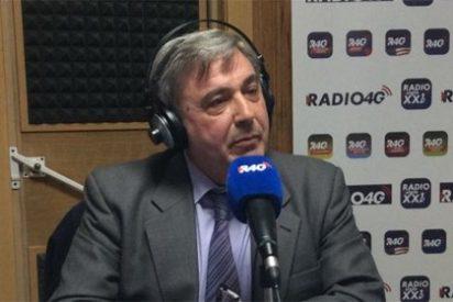 """Alfonso Celemín: """"Fran Llorente y Julián Reyes me arrinconaron en TVE obligándome a dejar de hacer la Champions con el Madrid"""""""