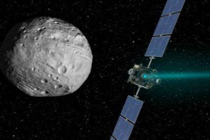Una nave de la NASA llega al planeta enano Ceres para desentrañar el misterio de sus extrañas 'luces'