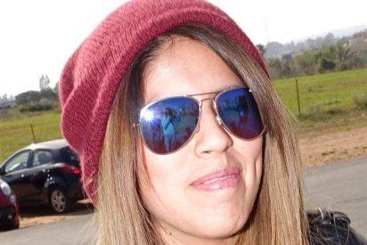 Chabelita, 'una sonrisa' ante los problemas económicos de su familia