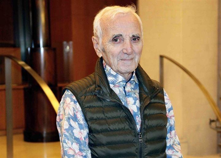 Charles Aznavour regresa a Madrid tras más de treinta años